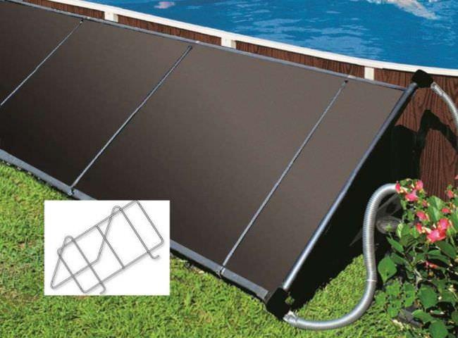 Эффективная система нагрева воды для регионов с большим количеством солнечных дней
