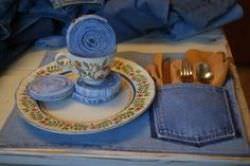 Джинсовая ткань плотная, практичная и довольно легкая для шитья