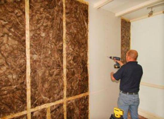 Как произвести качественное утепление дачного домика изнутри