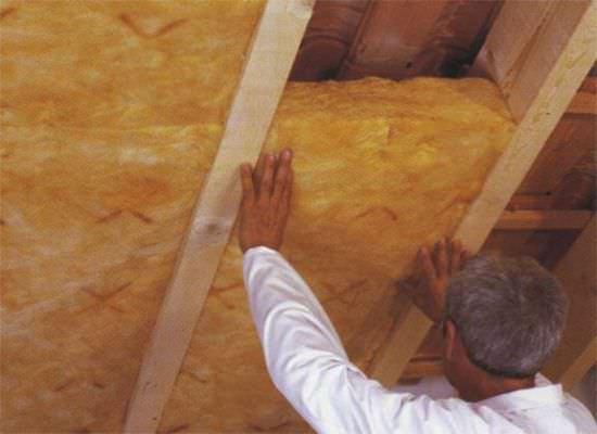 Выбираем качественный материал для утепления веранды