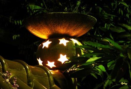 Освещение дачного участка, или как сделать красивую иллюминацию самостоятельно