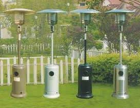 Уличные газовые обогреватели для дачи