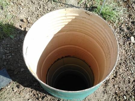 Кольца для герметичной выгребной ямы