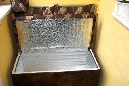 Еще несколько способов использования старого холодильника!