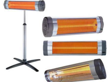 Сплит-системы отопления или УФО имеют возможность плавного регулирования температуры