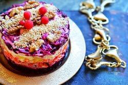Австрийский медовый торт рецепт