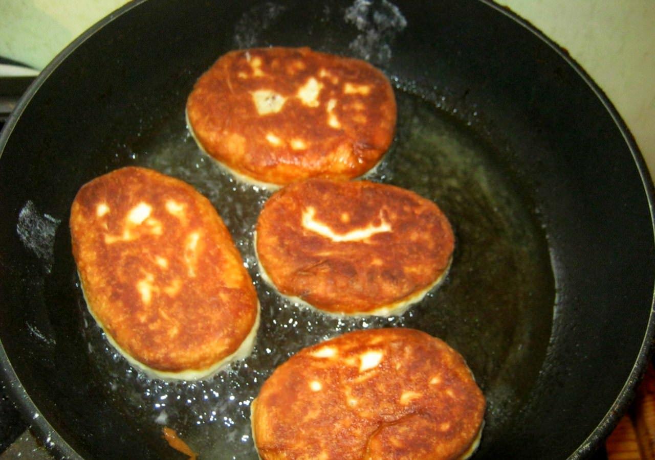 Жареные пирожки с ливером рецепт пошагово