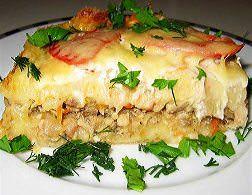 Вкусные блюда из кабачков рецепт