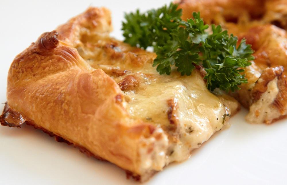 Пирожки с картошкой в духовке пошаговый