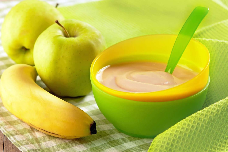 Как сделать яблочное пюре в блендере грудничку