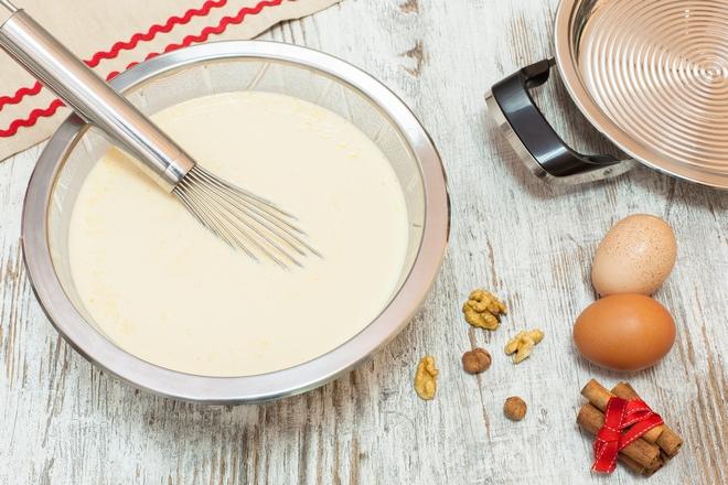 Как сделать тонкое тесто для блинов