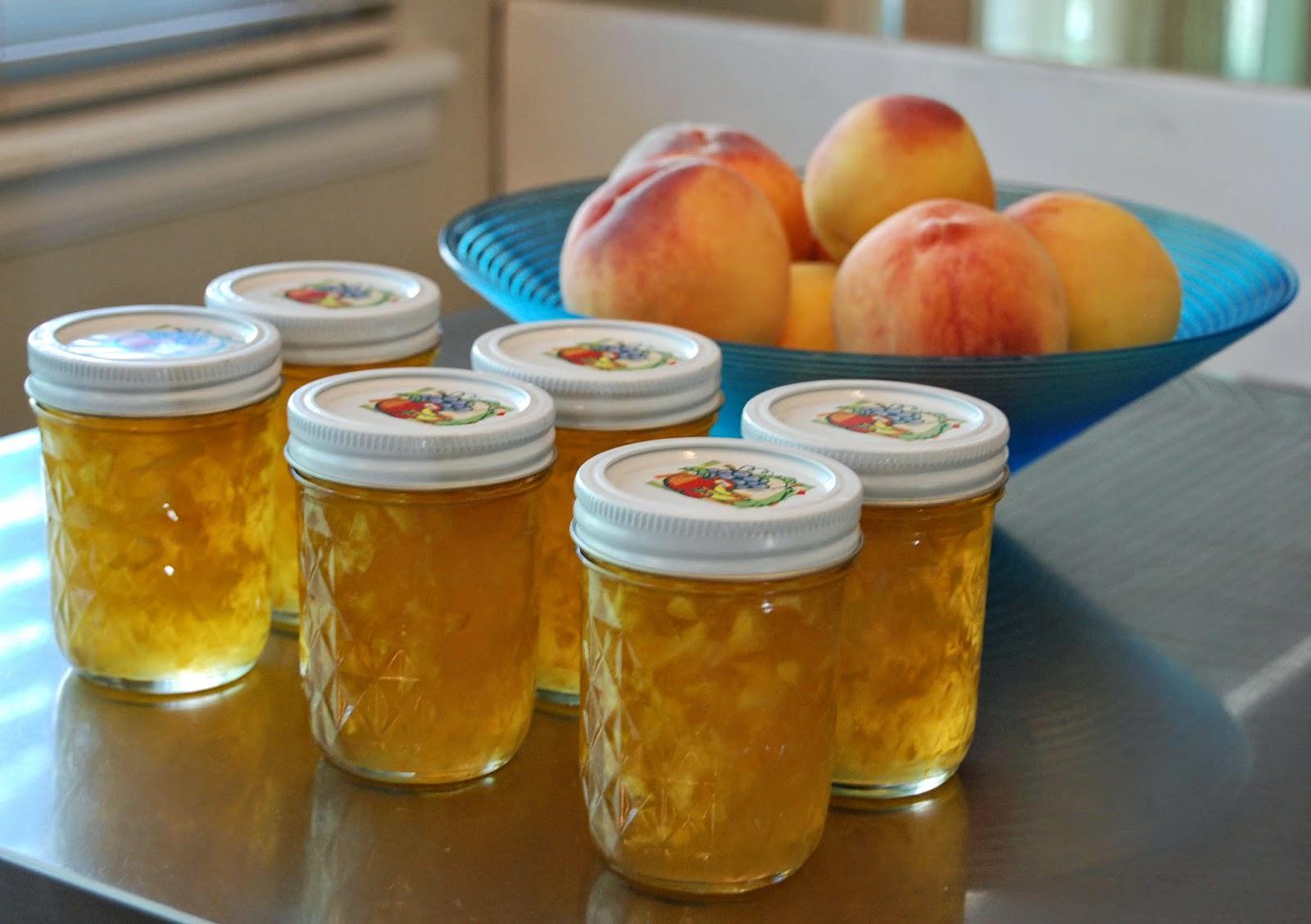 Персики в сиропе на зиму без стерилизации рецепт