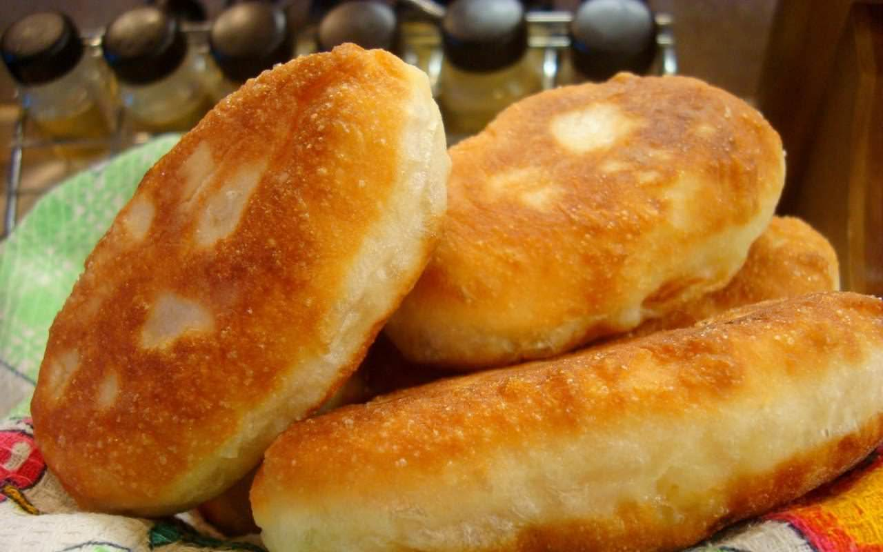 Пирожки с сырым горохом в духовке пошаговый рецепт с