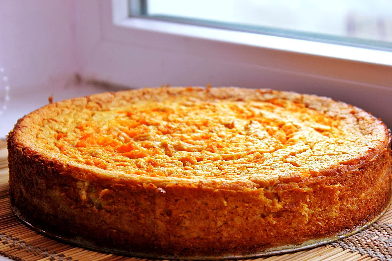 Морковный торт классический рецепт пошагово в духовке
