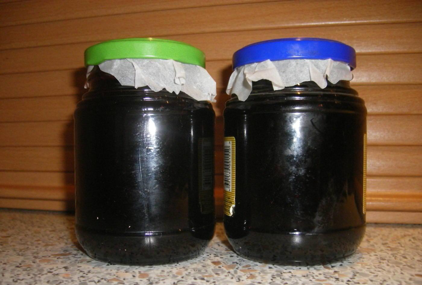 Как сделать желе из черники на зиму