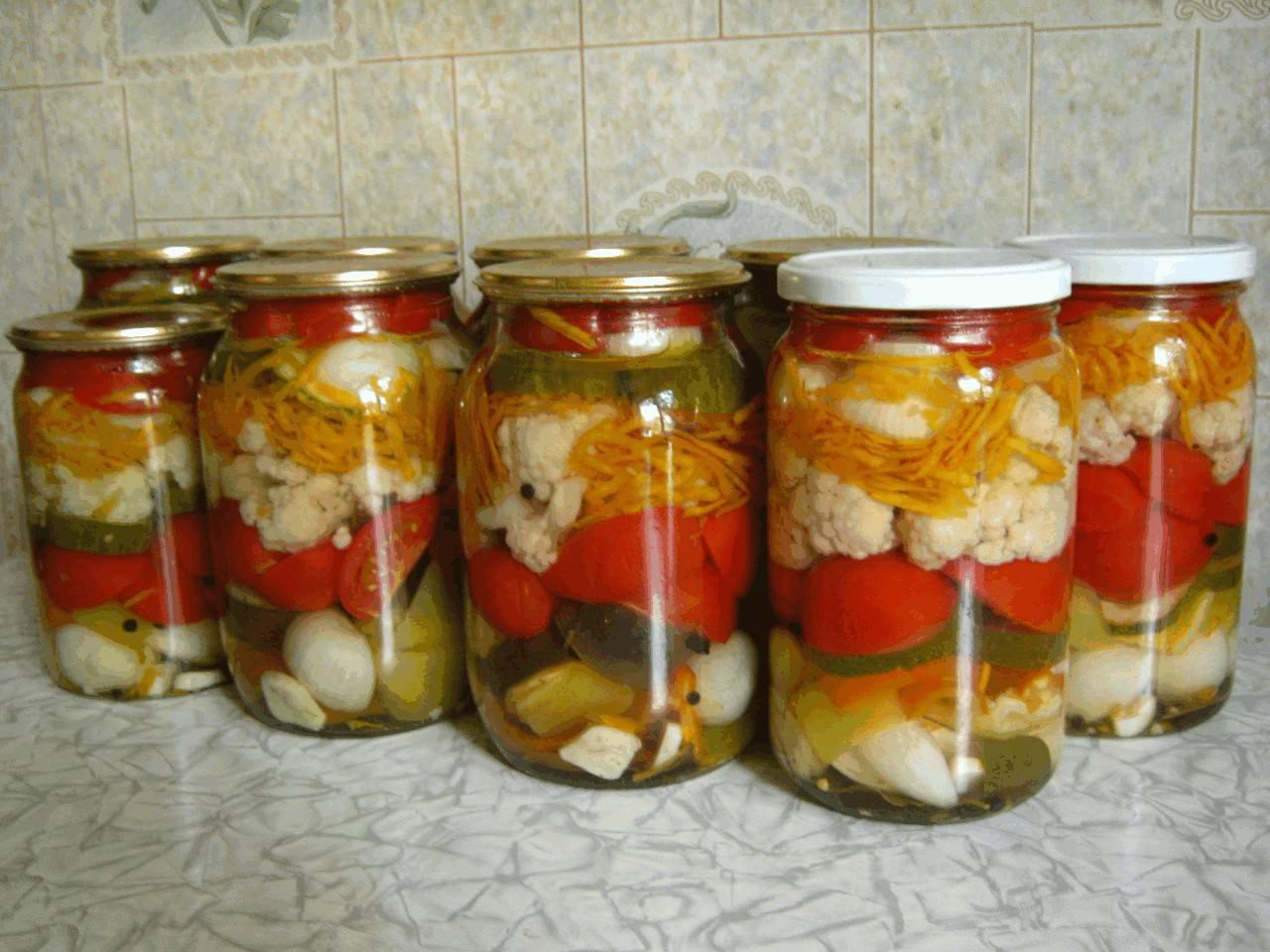Консервирование кольраби на зиму рецепты