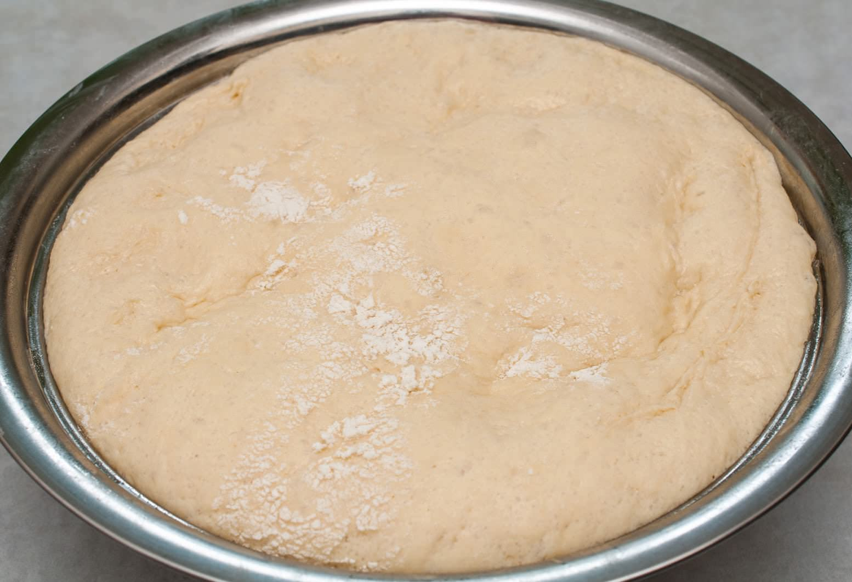 Как сделать жидкое тесто из майонеза