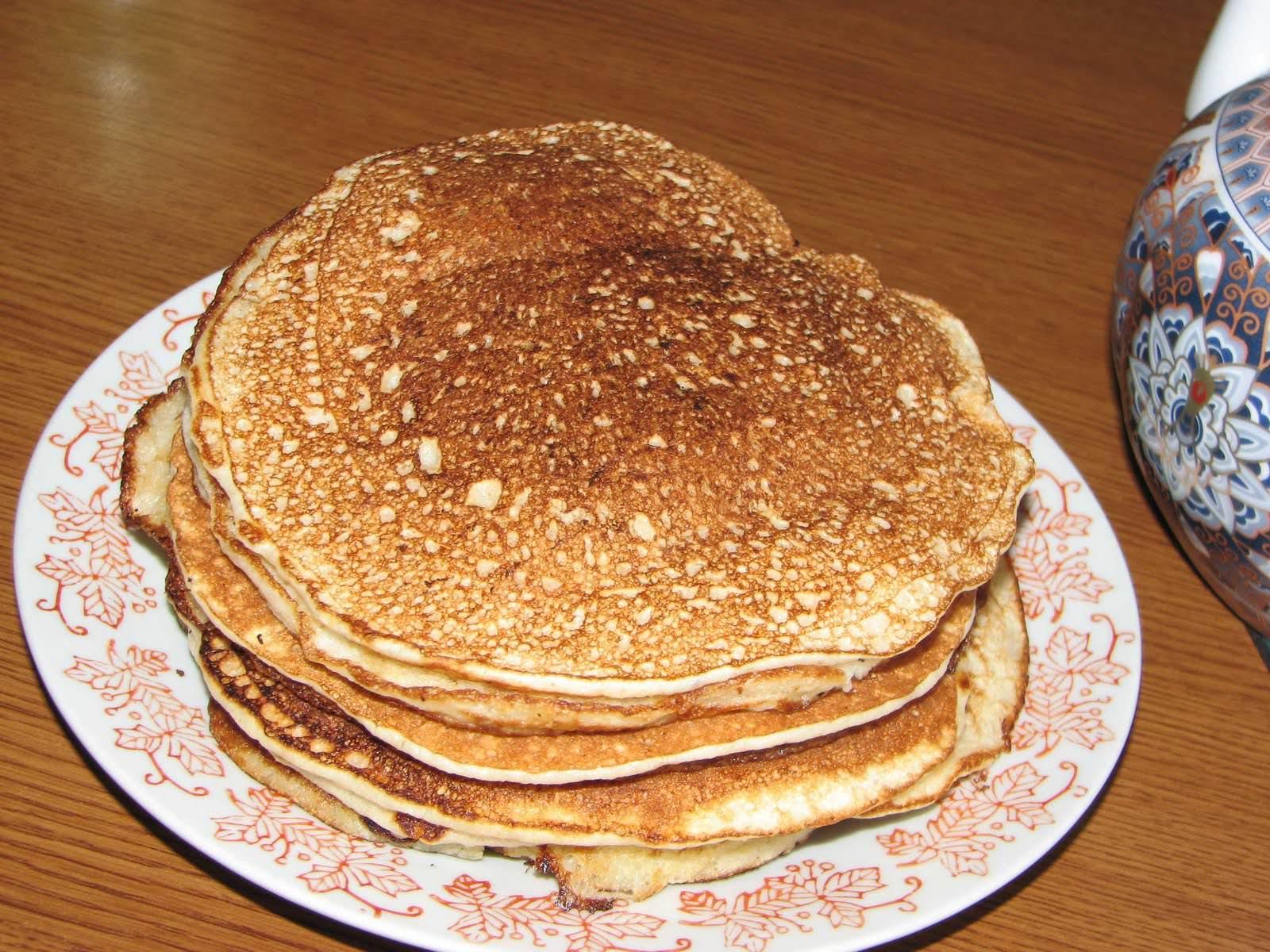 Толстые блины на манке рецепт с фото