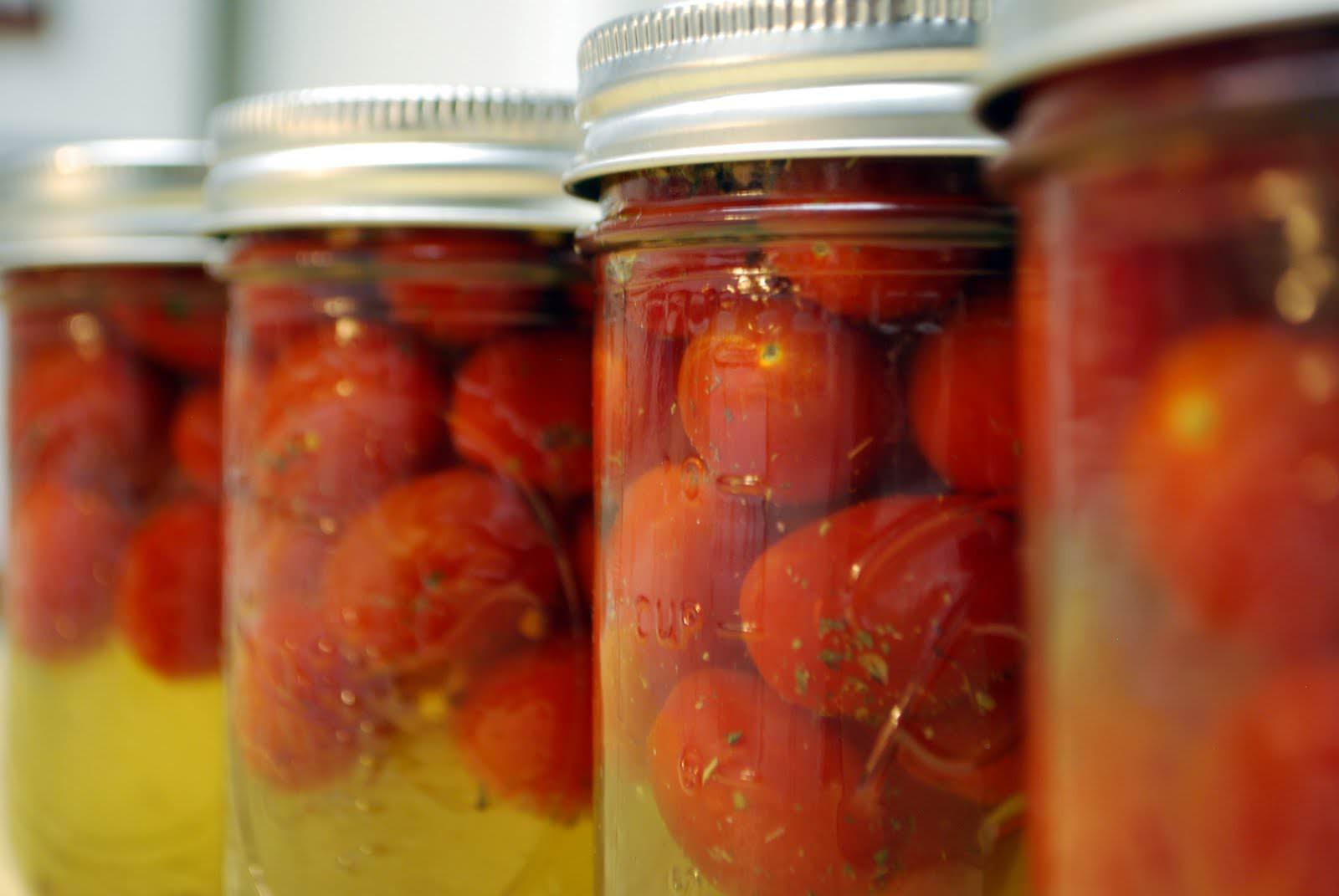 Дольки помидоры в собственном соку на зиму рецепты