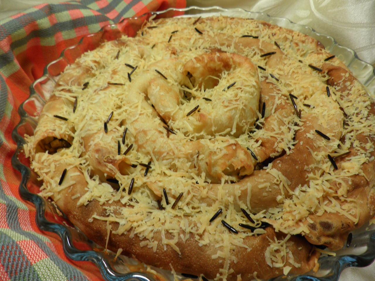Пошаговый рецепт блинный пирог