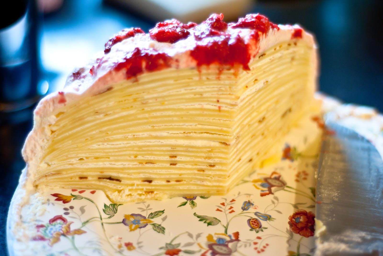 Блинные торты как сделать 146