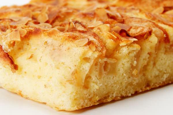 Пирог с яблоками рецепт на кефире
