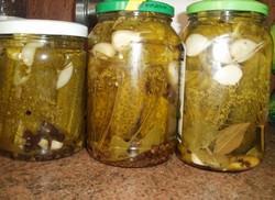 Консервация огурцов с лимонной кислотой: долой уксус