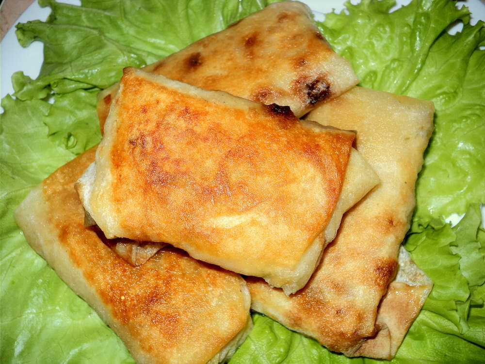 Готовим пирожки с капустой в духовке пошаговый рецепт с фото