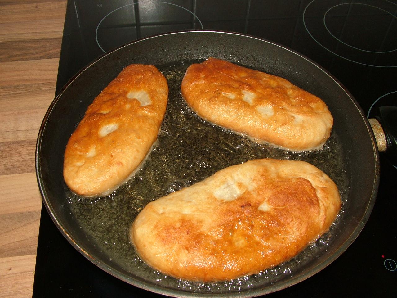 Рецепты приготовления пирожков с фото